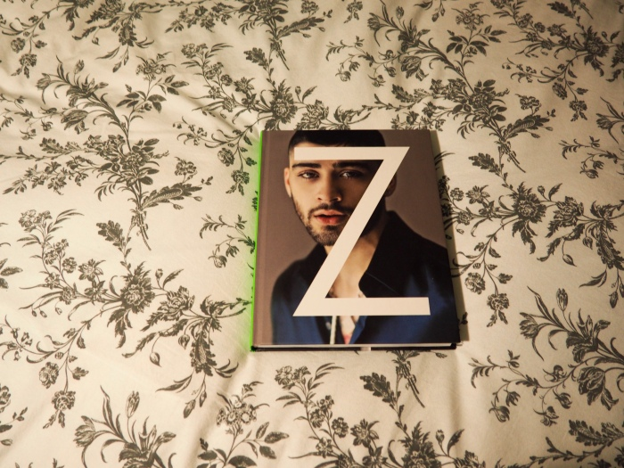 What I thought about Zayn's book…