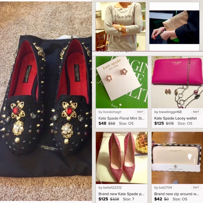 How to save money on designer stuff with Poshmark