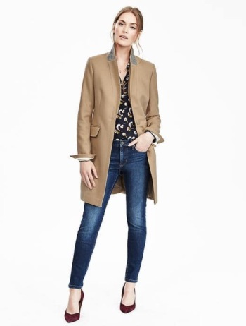 Banana Republic; $298.00