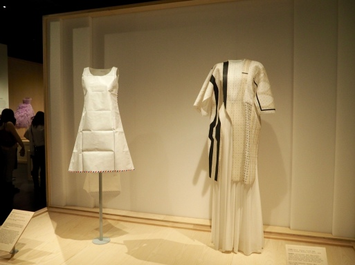 on left: Hussein Chalayan/1999